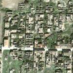 Abandoned Town of Poggioreale (Google Maps)