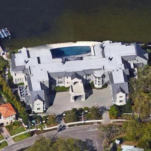 Derek Jeter's House (Google Maps)
