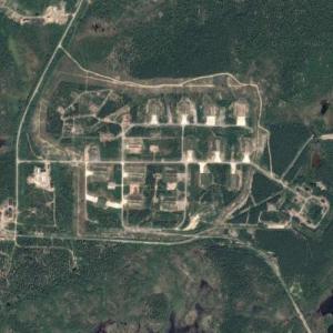 Support base - Olenegorsk (Google Maps)