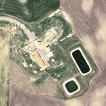 C-1 Minuteman III Launch Control Center (Google Maps)