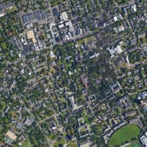 Princeton University (Google Maps)