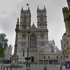 Westminster Abbey (StreetView)