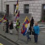 Tibet Protests (StreetView)