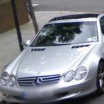 Mercedes-Benz Sl63 AMG (StreetView)