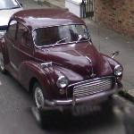 Morris Minor 1000 (StreetView)