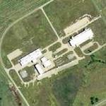 Superconducting Super Collider (Google Maps)