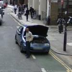 Checking the Engine (StreetView)
