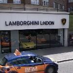 Lamborghini London (StreetView)