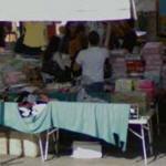 Flea market (StreetView)