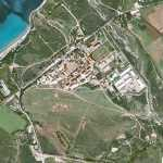 2nd Foreign Parachute Regiment's Camp Raffalli (Google Maps)