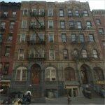 Led Zeppelin 'Physical Graffiti' Album Cover Building (StreetView)