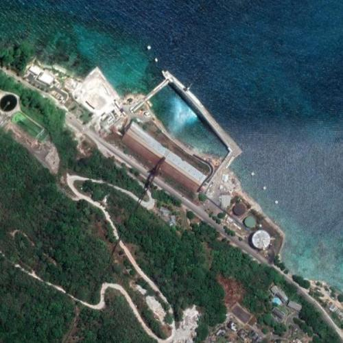007 Dr. No's Crab Key Island (Google Maps)