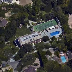 Elliott Broidy's house (former) (Google Maps)