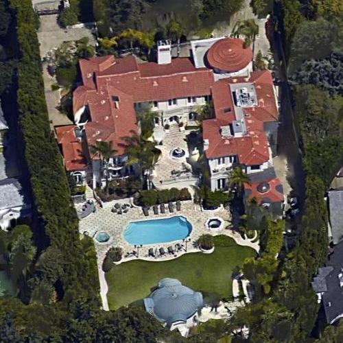 American Idol Mansion (Season 8) (Google Maps)