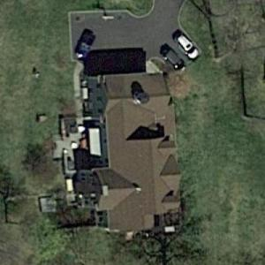 Gary Dell'Abate's House (Google Maps)