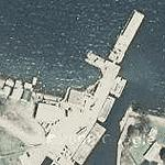 Seneca Lake Sonar Test Facility (Google Maps)