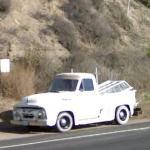 Ford F second generation pick up truck (StreetView)