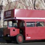 London bus (StreetView)