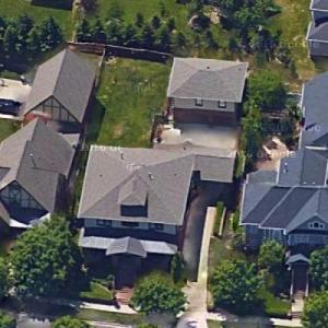 Nick Carter's House (Former) (Google Maps)