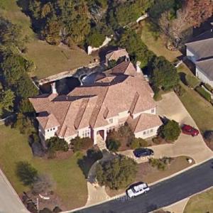 """Stone Cold"" Steve Austin's House (former) (Google Maps)"