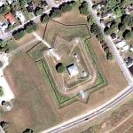 Fort Wellington (Google Maps)