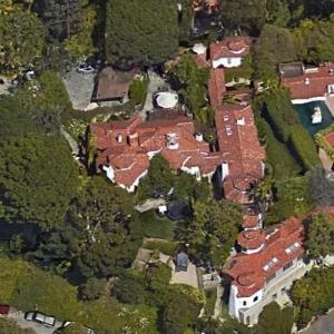 Tony Scott's House (former) (Google Maps)