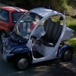 Nice Golf Car (StreetView)