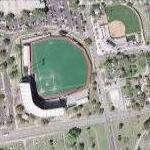 Disch-Falk and Red McCombs Fields (Google Maps)