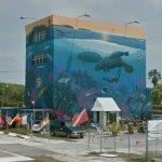 Wyland Whale Mural - 'Keys to the Seas'
