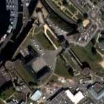Brest Castle (Google Maps)