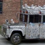 American Visionary Art Museum Bus (StreetView)