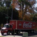 Coca Cola Truck (StreetView)