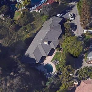 Salma Hayek's House (Google Maps)