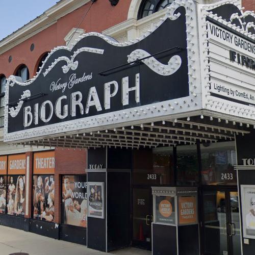 Biograph Theater (StreetView)