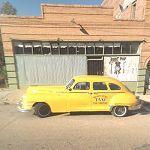 Broken Spoke Taxi Cab Company