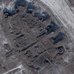 Dinogetia (Byzantine fort) (Google Maps)