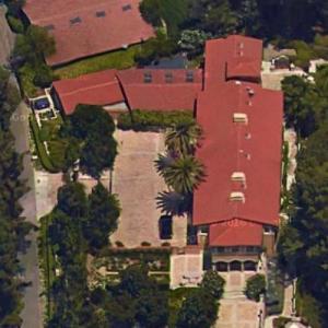 Thomas Girardi & Erika Jayne's House (Google Maps)