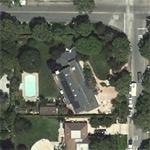 William Conrad's house (former) (Google Maps)