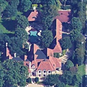 Michel Mullen's House (Google Maps)