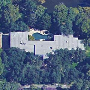Leland Burk's House (Google Maps)