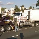 Truck on Tow Truck (StreetView)