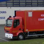 Renault Fire truck (StreetView)