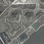 Abandoned Brownwood subdivision (Google Maps)