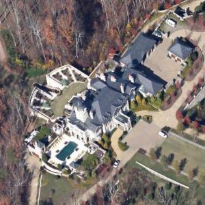 W. Allan Jones' House (Google Maps)