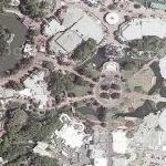Disney World - Magic Kingdom (Google Maps)