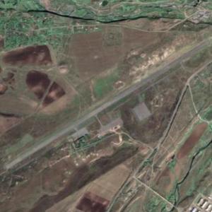 Stepanakert Air Base (Google Maps)