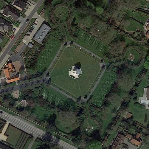 Flanders Field American Cemetery and Memorial (Google Maps)
