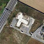 Concorde crash location