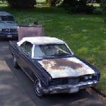 Early 70s Ford LTD (StreetView)