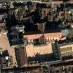 Sens cathedral (Google Maps)